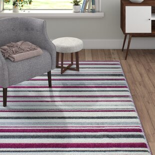 Brocton Lilac Area Rug by Charlton Home