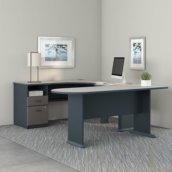 Business Furniture Shop: Bush Business Furniture Series A U Shaped Corner Desk