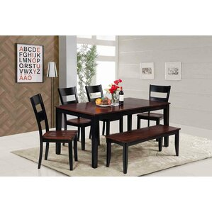 Boswell Extendable Dining Table by TTP Fu..