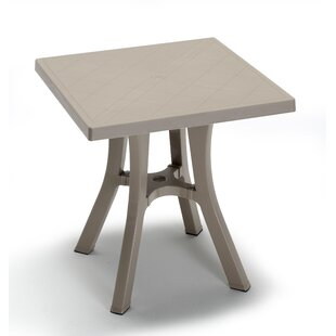 Daddy 60cm Square Outdoor Dining Table by SCAB