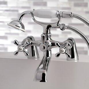 Bathtub Faucet.Find The Perfect Deck Mounted Bathtub Faucets Wayfair