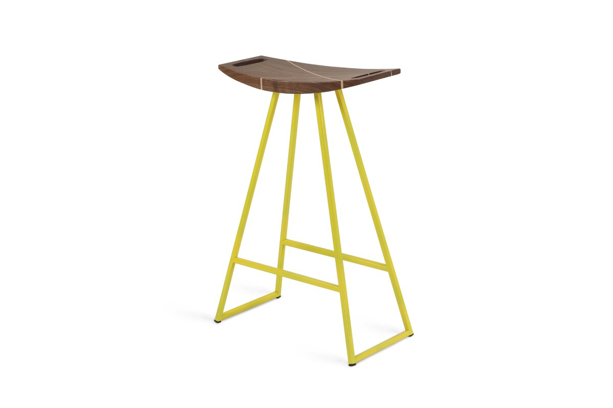 Roberts 24 Quot Bar Stool Amp Reviews Allmodern