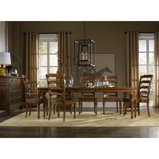 Treviso 7 Piece Extendable Dining Set