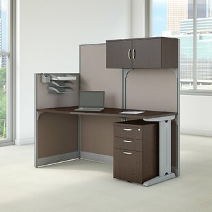 Charmant Office In An Hour Straight Workstation With Storage And Accessories