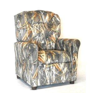 DRT Camo Kids Recliner by Brazil Furniture