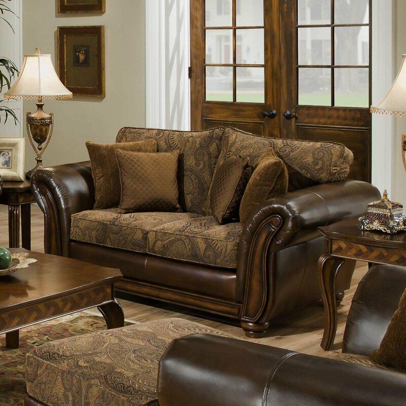 Astoria Grand Aske Configurable Living Room Set Reviews Wayfair