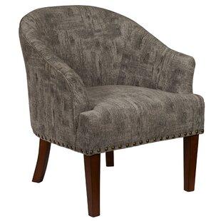 Cedarville Mid Century Barrel Chair