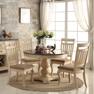 Pinnock 5 Piece Dining Set