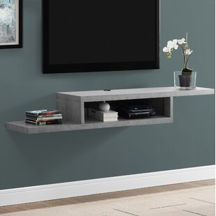 Wall Mounted Floating Console | Wayfair ca