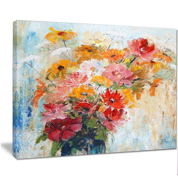 Flowers In Vase Wall Art Wayfair