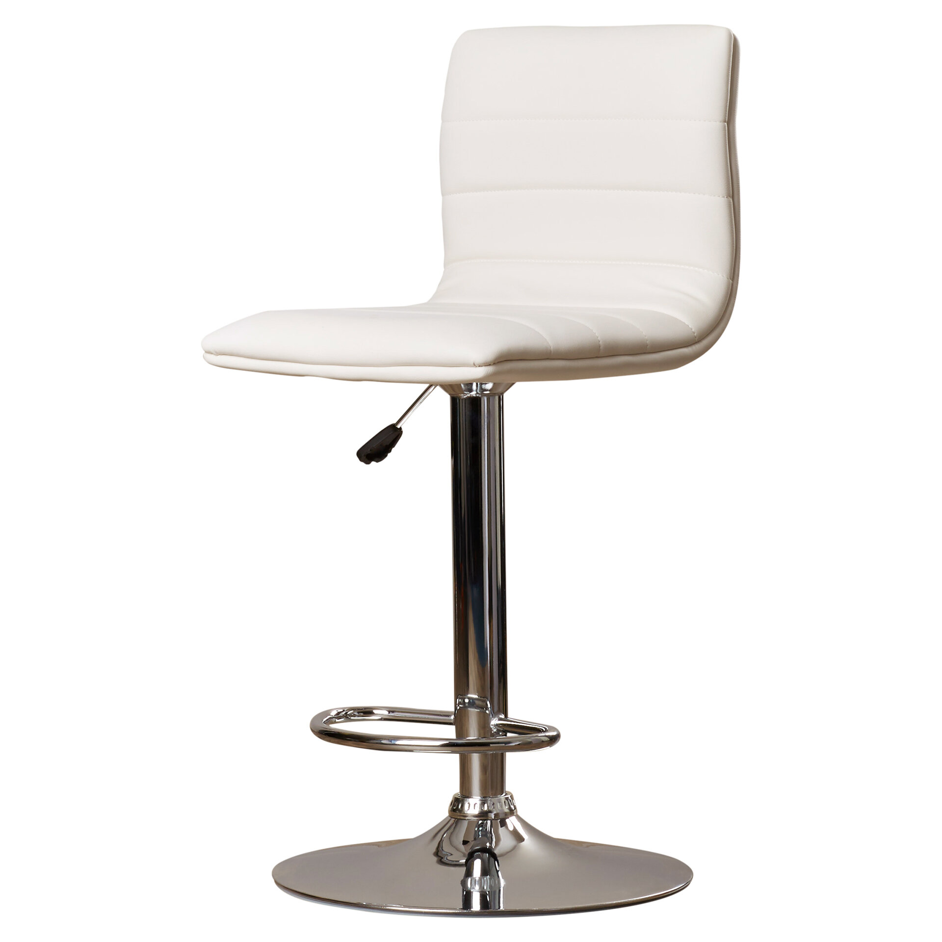 European Style Tall Chair Conference Chair Bar Stool Elegant Appearance Front Desk Receives Silver Chair Fashionable Bar Chair