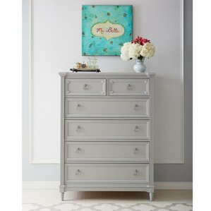Clementine Court 6 Drawer Chest by Stone & Leigh? by Stanley Furniture