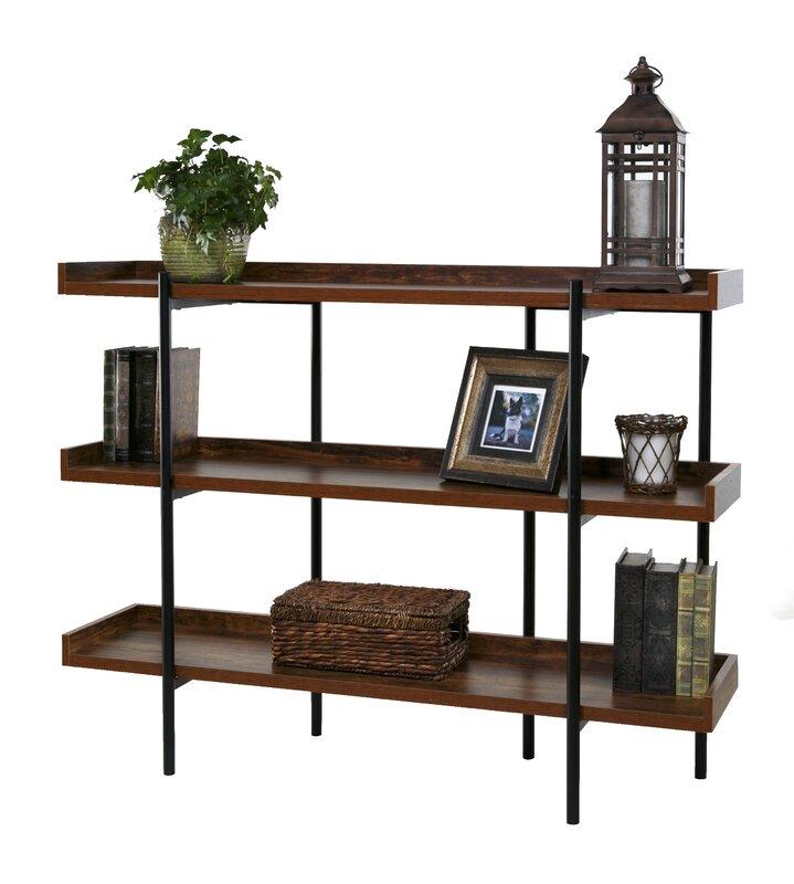 Urban Ladder Kitchen Shelf: Calona Modern Etagere Bookcase & Reviews