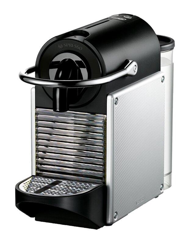 DeLonghi Nespresso Pixie Single-Serve Espresso Machine & Reviews ...