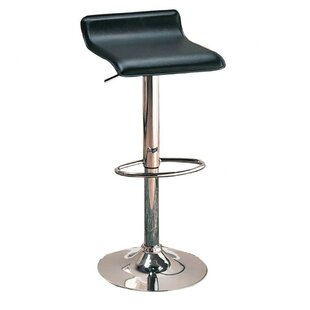 Zahara Adjustable Height Swivel Bar Stool (Set Of 2) Find