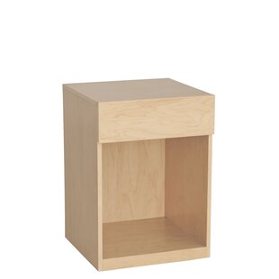 Kasie 1 Drawer Nightstand