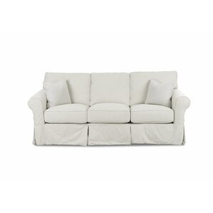 Elston Sofa by Rosecliff Heights