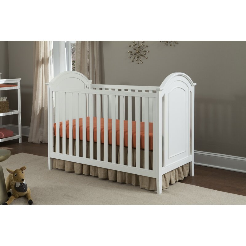 Harper Cottage Crib Detailed Panel