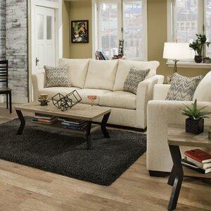 Du Bois Solid Configurable Living Room Set