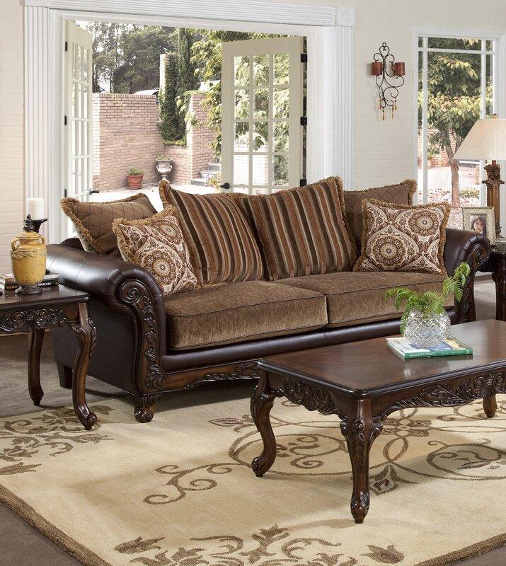 Astoria Grand Serta Upholstery Lura Sofa & Reviews | Wayfair