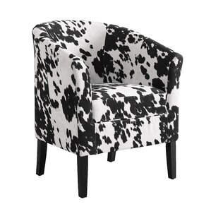 Badminton Udder Madness Club Chair by Varick..