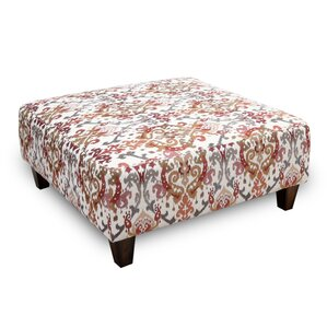 Oakford Ottoman by Darby Home Co