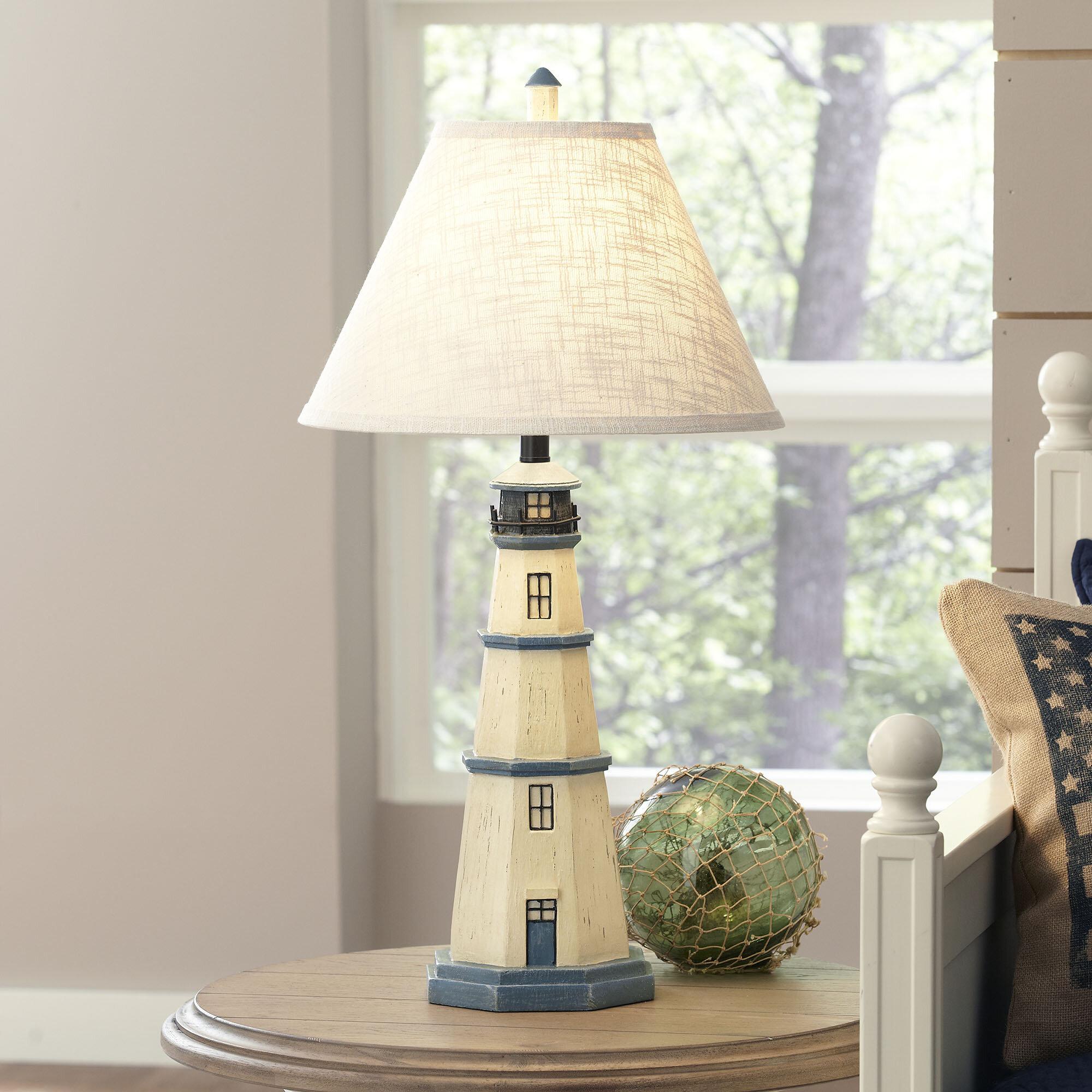 Birch lane lighthouse table lamp reviews birch lane aloadofball Choice Image