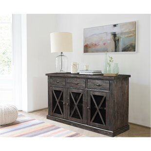 Blayze Rubberwood Sideboard
