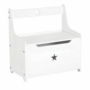 Alejandra Kids Toy Storage Bench