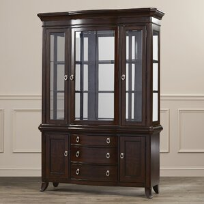 Franzen China Cabinet by Darby Home Co