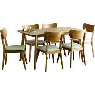 Modern Contemporary Danish Dining Table AllModern - Danish modern kitchen table