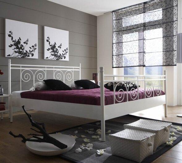 sam stil art m bel gmbh metallbett rava bewertungen. Black Bedroom Furniture Sets. Home Design Ideas