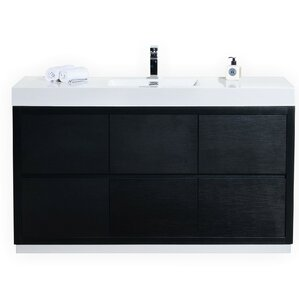 tenafly black singles Chloe 20 single bathroom vanity set lorraine 2-light vanity light.