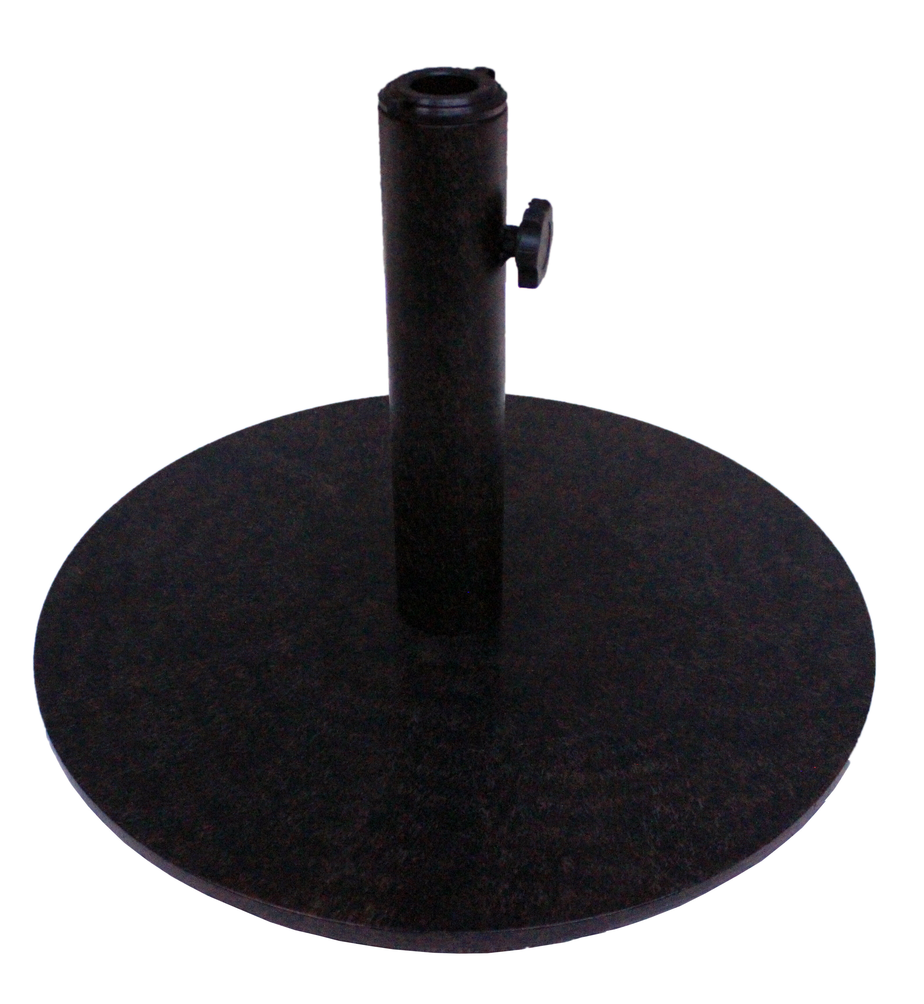 california outdoor designs flat cast iron free standing umbrella Free Standing Umbrella Stand