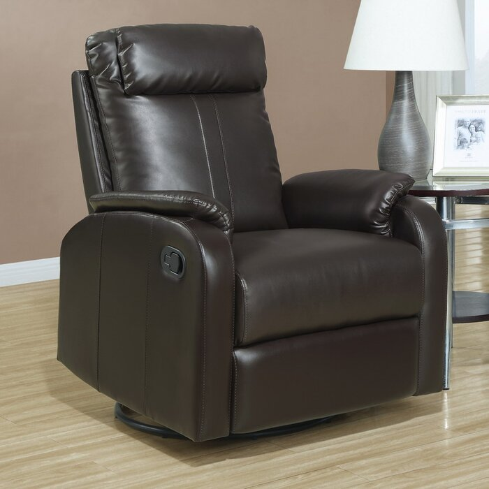 recliner item tan height reclinerstrilogy recliners trilogy franklin leather width trim threshold rocker products