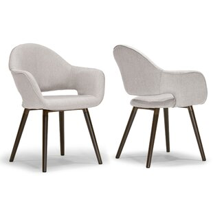 Adel Upholstered Dining Chair (Set of 2)