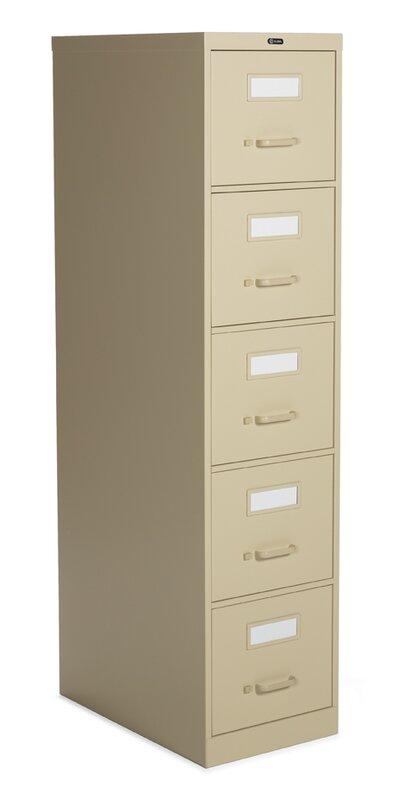 2500 Series 5-Drawer File