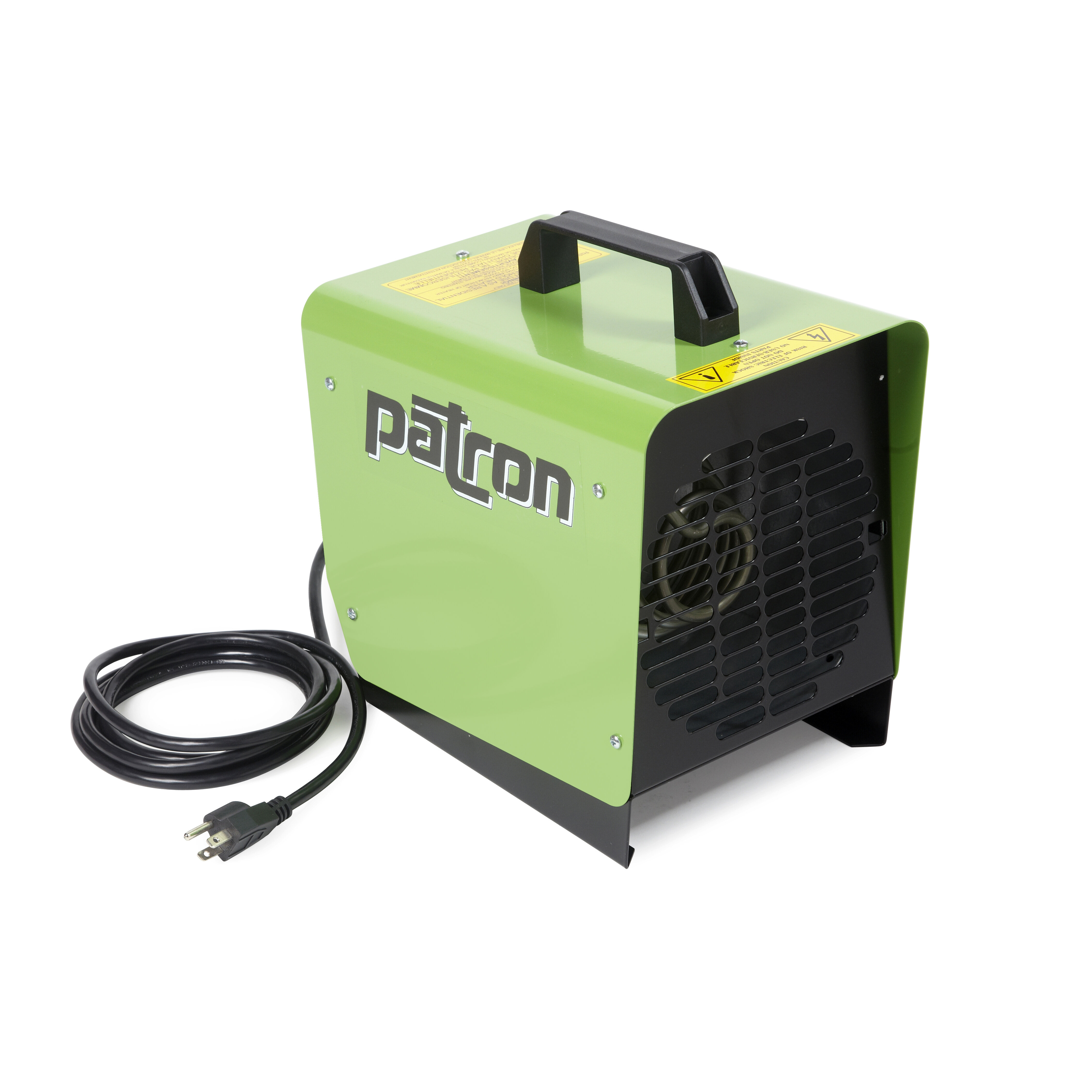 Patron E Series 1 500 Watt Portable Electric Fan Utility Heater Reviews Wayfair