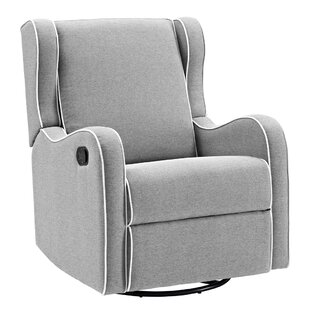 Incroyable Small Swivel Glider Chair | Wayfair
