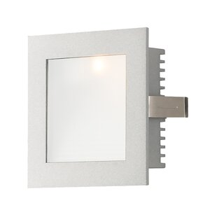 Recessed sconces youll love wayfair meadors 35 1 light recessed light aloadofball Images