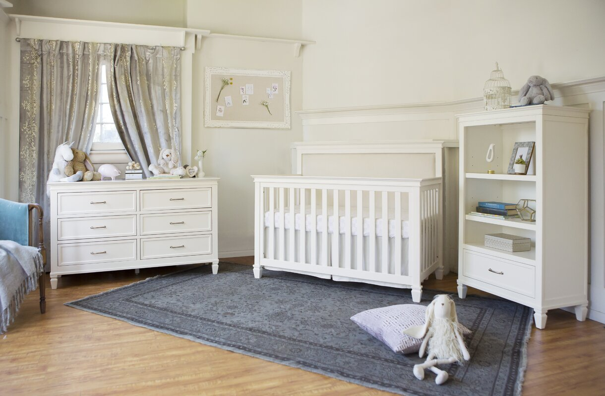 million dollar baby classic ashbury convertible crib