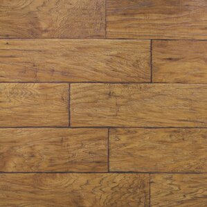 Dominion 6 13 X 54 34 X 12mm Hickory Laminate In Rustic Hickory