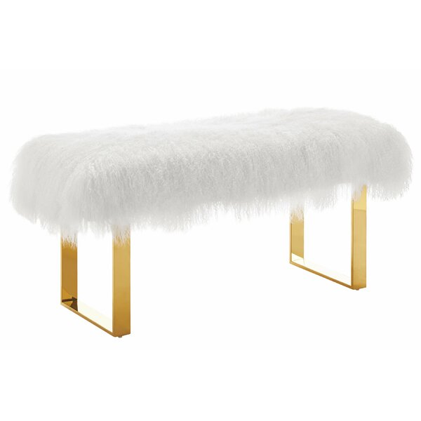 upholstery icelandic web ottomans enlarge bench click benches to sheepskin muffy furnishings