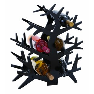 Werner 6 Bottle Tabletop Wine Rack