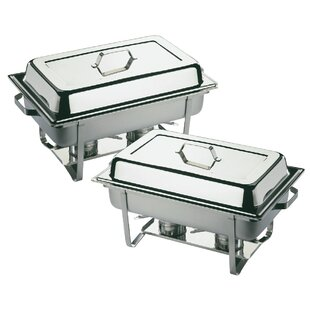 Twin Chafing Dish Set by APS