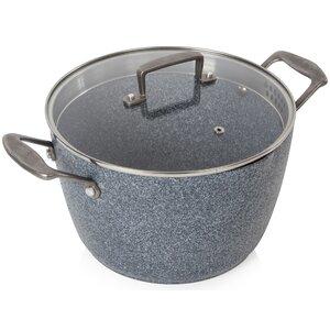 Granitex 5.5 L Aluminium Round Casserole
