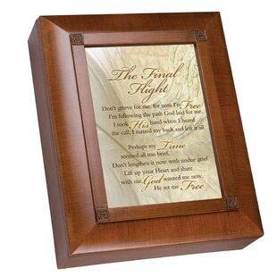 Sympathy Bereavement Remembrance Decorative Box