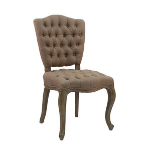Piaf Fabric Side Chair by Zentique Inc.