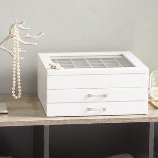 Dresser Top Jewelry Box Wayfair