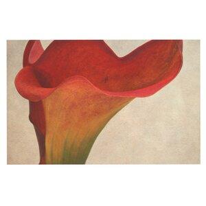 Iris Lehnhardt 'Calla' Flower Doormat